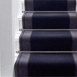 Moquette ou passage d'escalier